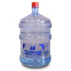 """Вода питьевая """"Иодированно-фторированная""""  18,9 л."""